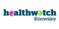 Healthwatch Knowsley logo